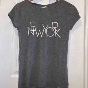 XS H&M New York T Shirt